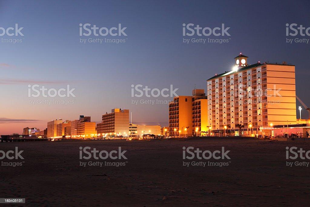 Virginia Beach stock photo