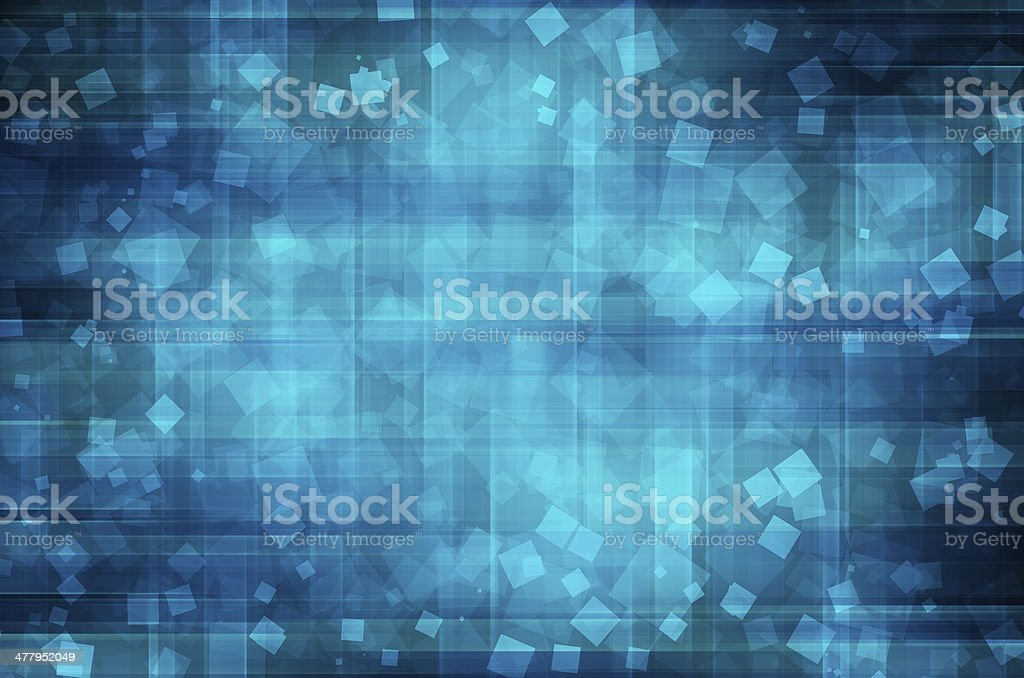 Virtual technology space background stock photo