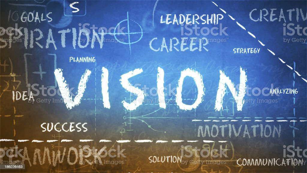 Vision Background (Loopable) stock photo