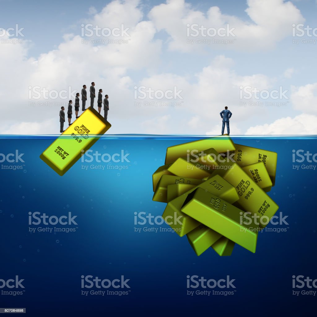 Vision Investing stock photo