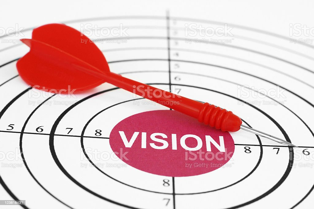 Vision royalty-free stock photo