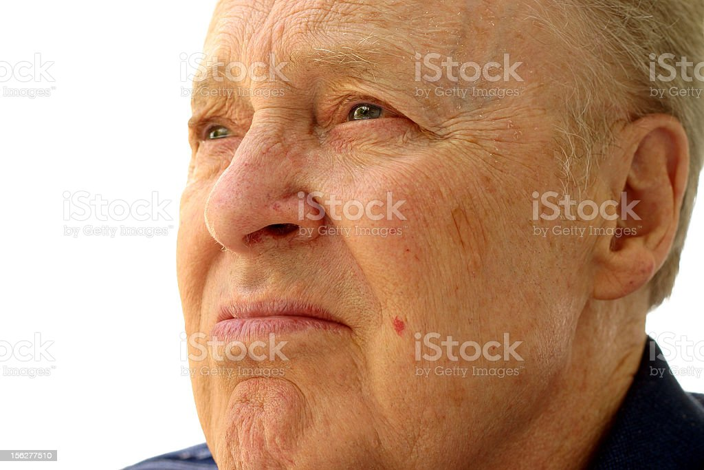 Visionary Father stock photo