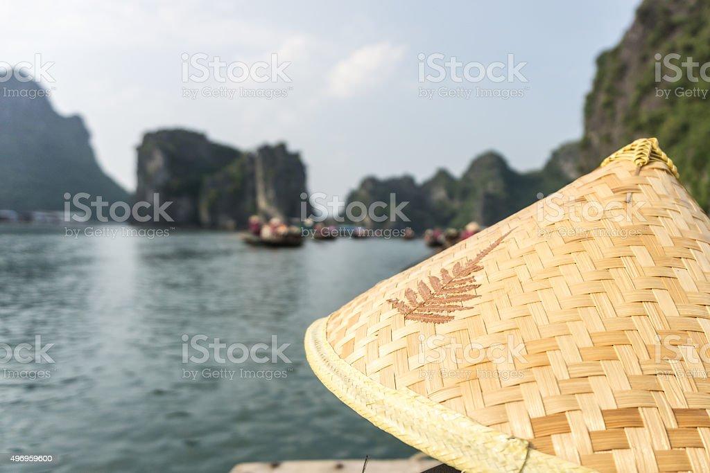 Visit Ha Long Bay _ Viet Nam stock photo