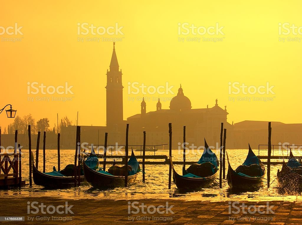 Vista di San Marco :: Venice, Italy royalty-free stock photo