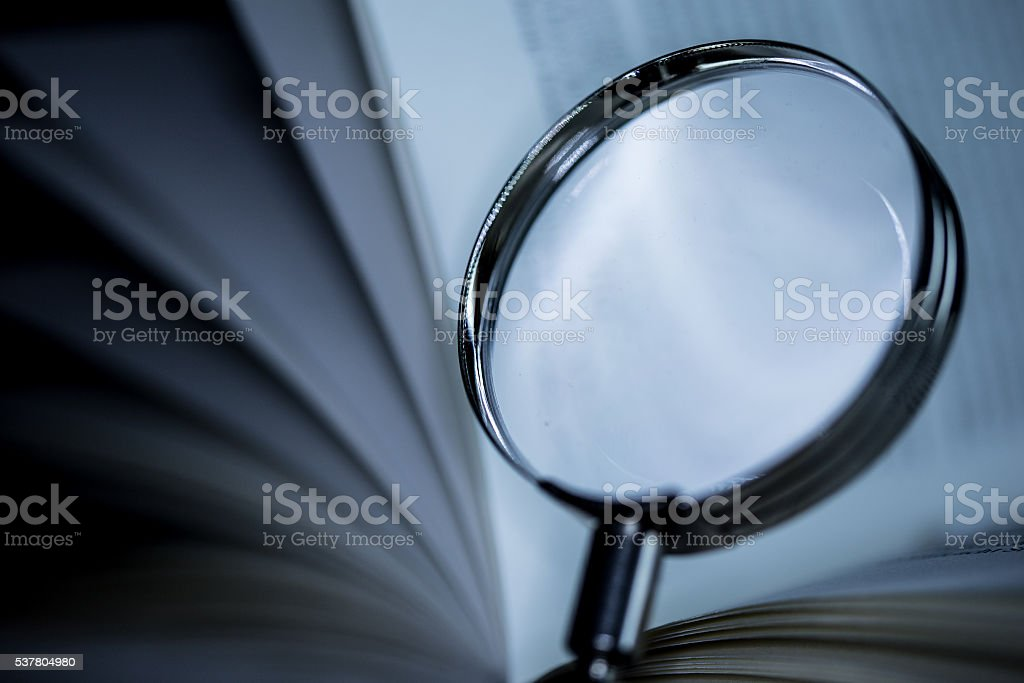 Sehhilfe stock photo