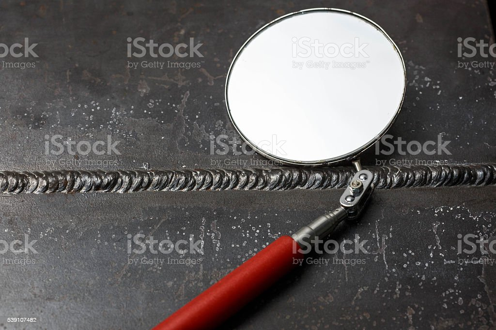visual test stock photo