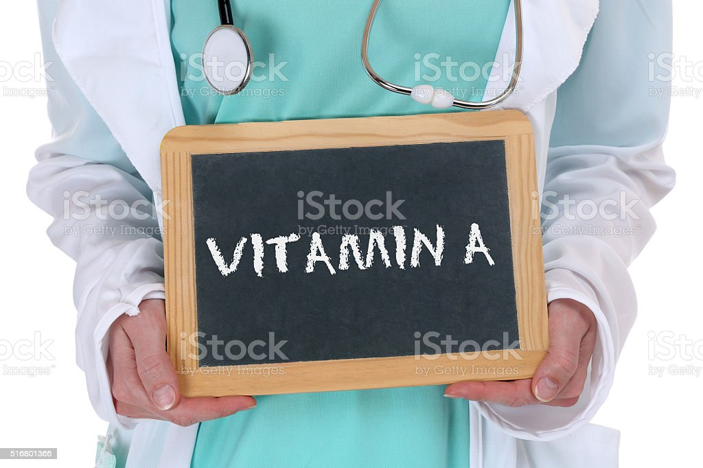 Vitamin A vitamins healthy eating lifestyle doctor health stock photo
