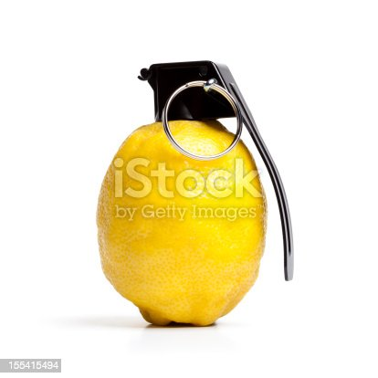 vitamin bomb lemon grenade fruit stock photo 155415494 istock. Black Bedroom Furniture Sets. Home Design Ideas