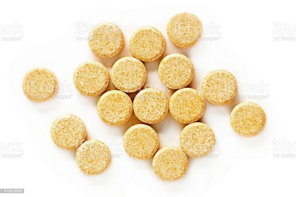 Vitamin C Tablet-Zusatzpräparate – Foto