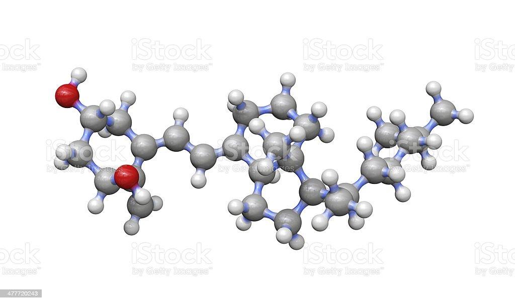 Vitamin D Analogue Alfacalcidol stock photo