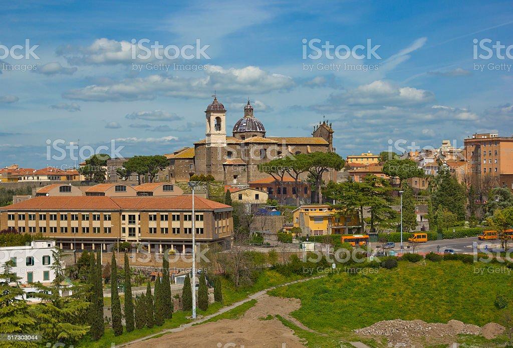 Viterbo, Italy stock photo