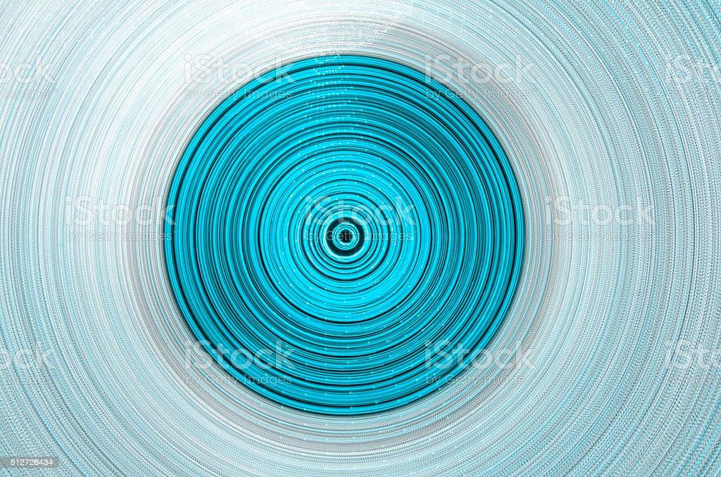 Vivid vortex stock photo