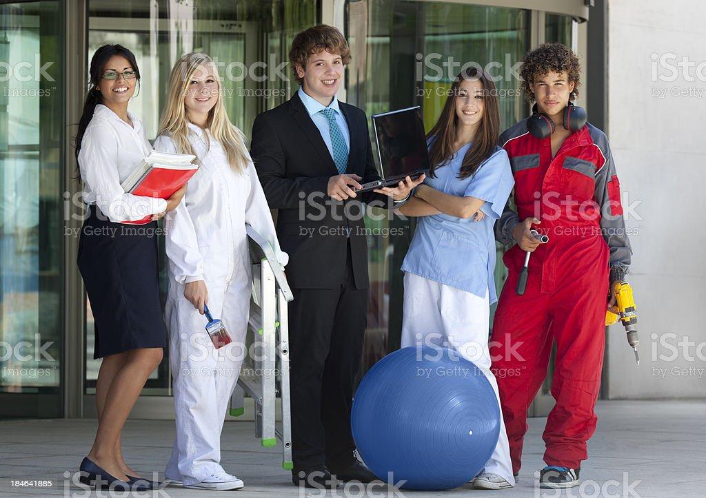 vocational education royalty-free stock photo