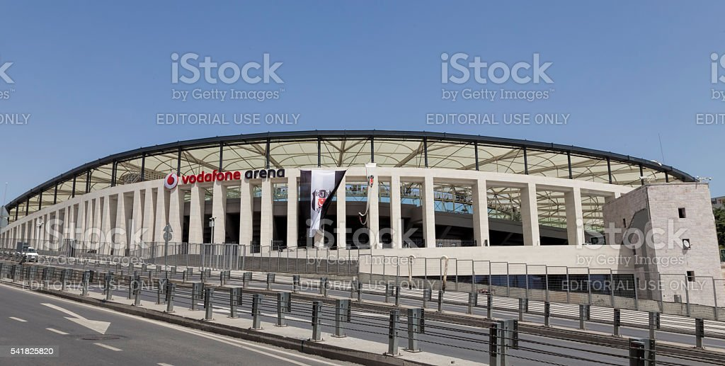 Vodafone Arena stock photo
