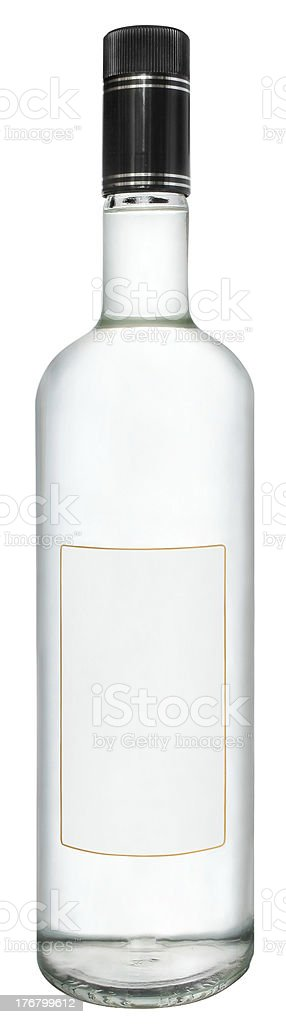 Vodka stock photo