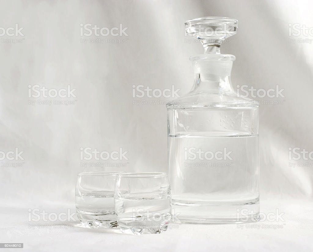 vodka royalty-free stock photo