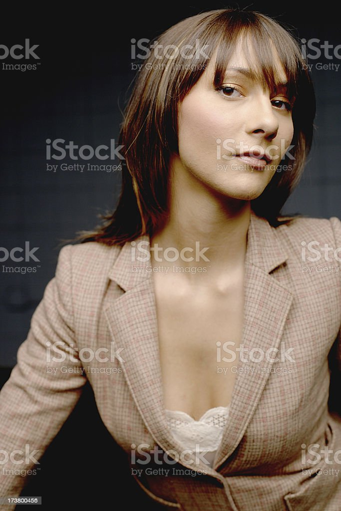Vogue royalty-free stock photo