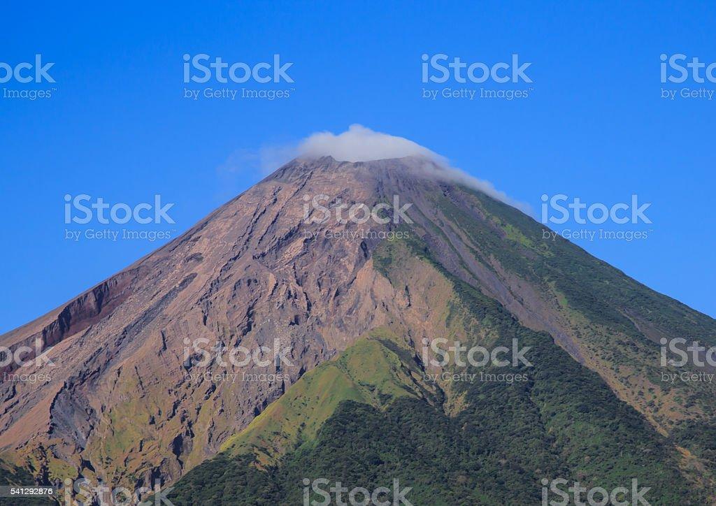 volcan concepcion, Ometepe, Nicaragua stock photo