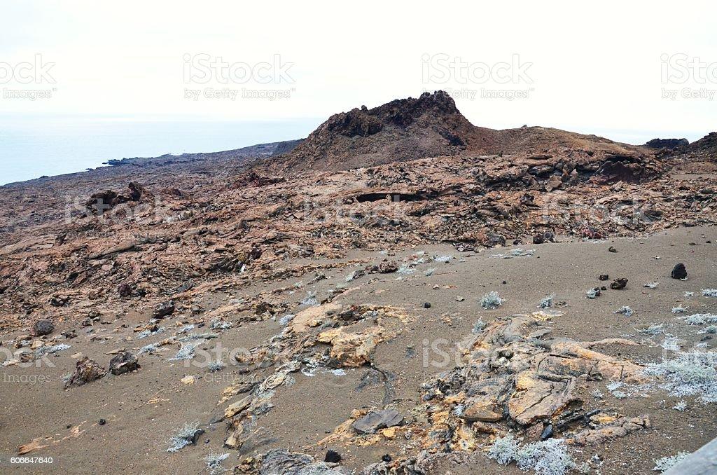 Volcanic Vent stock photo