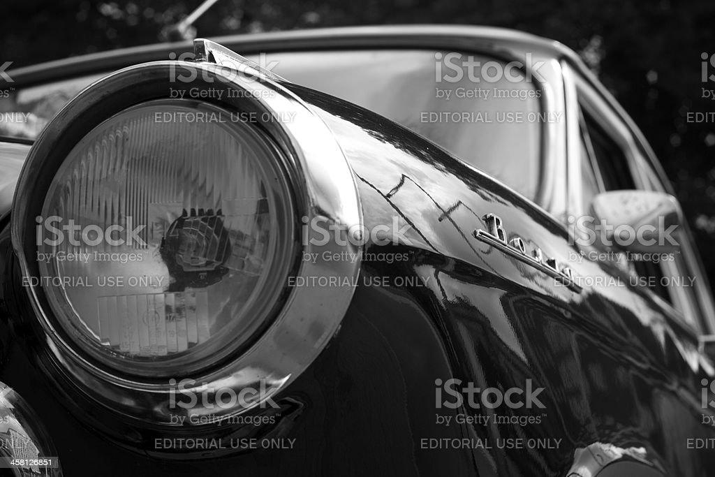 Volga Auto Vorderseite Lizenzfreies stock-foto
