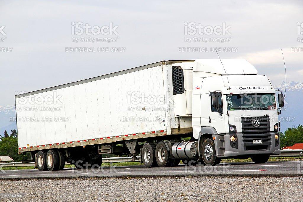 Volkswagen Constellation stock photo