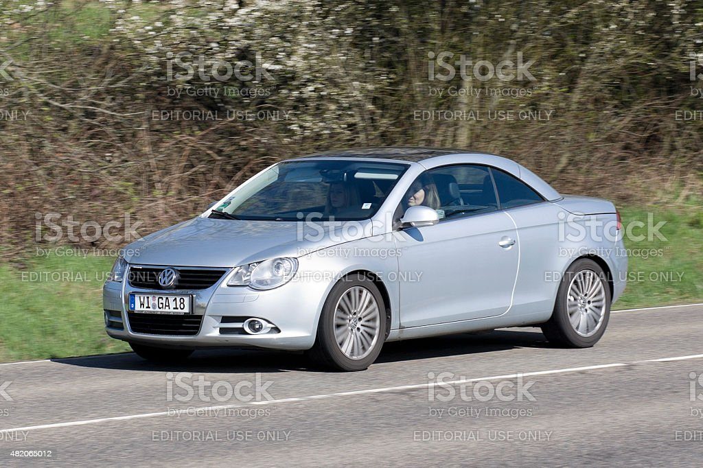 Volkswagen EOS stock photo