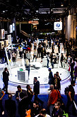 Volkswagen Exhibit at CES 2017