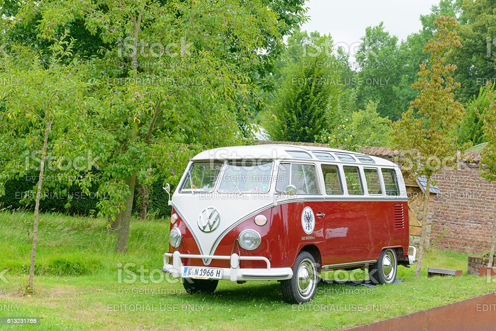 Volkswagen Transporter T1 stock photo