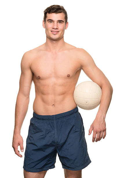 Nude Volleyball Players Pictures, Images and Stock Photos