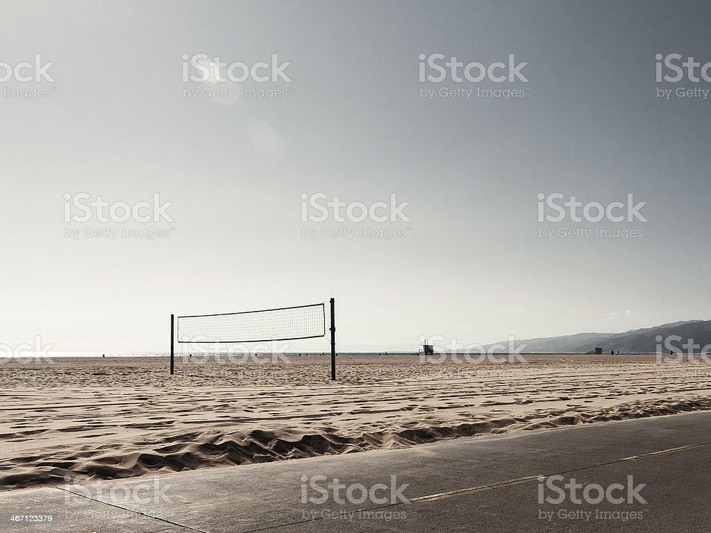 Volleyballnetz royalty-free stock photo