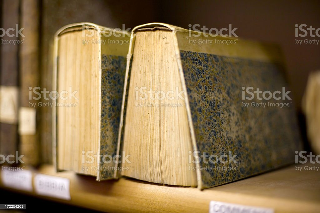 volume of history royalty-free stock photo