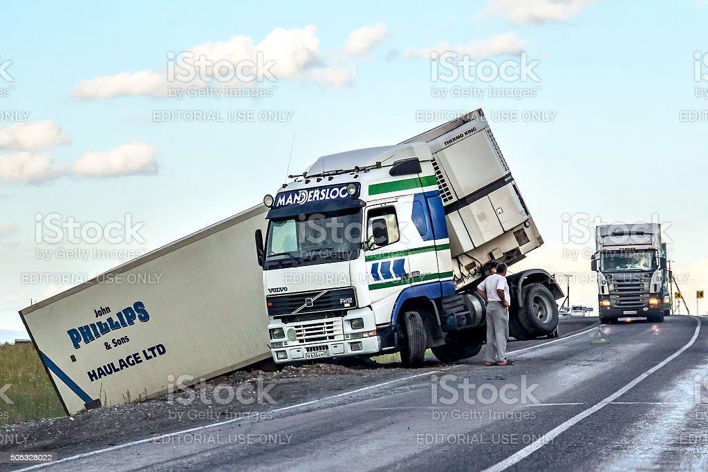 Volvo FH12 stock photo