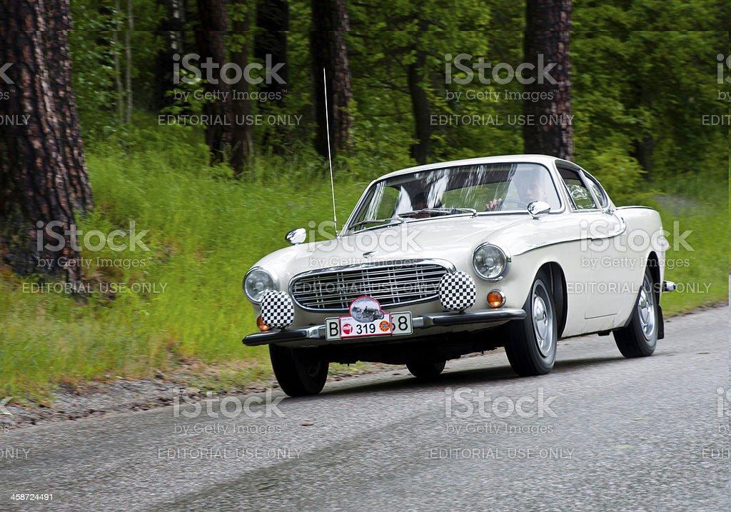 Volvo P1800 royalty-free stock photo