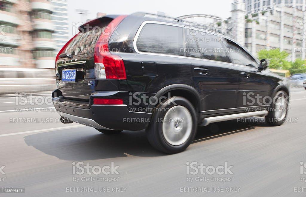 Volvo XC90 2.5T AWD stock photo