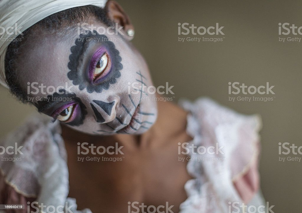 Voodoo royalty-free stock photo