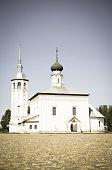 Voskresenskaya church  at Suzdal