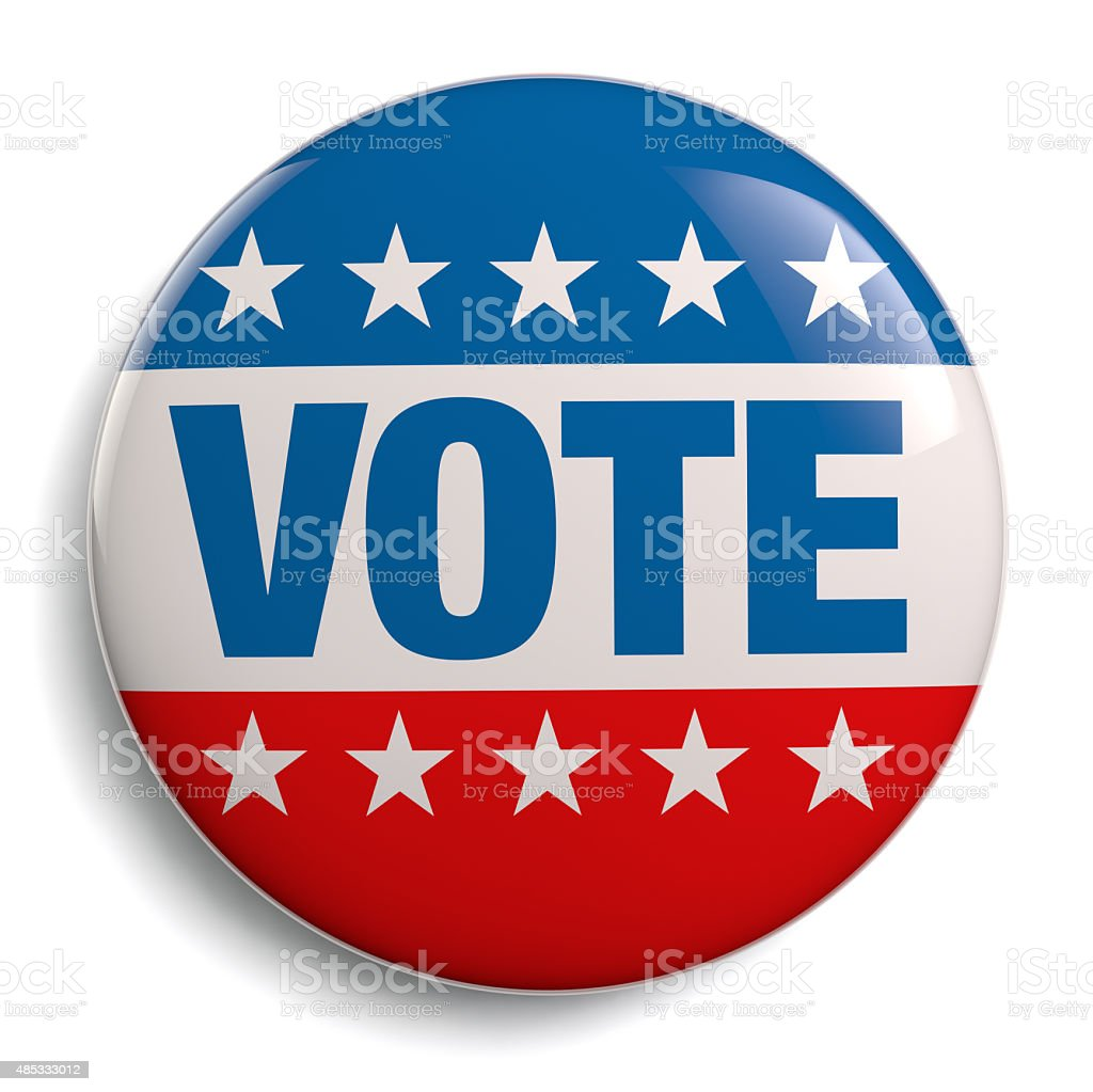 Vote Election Graphic stock photo