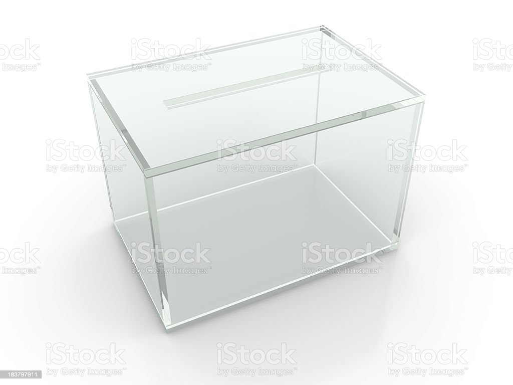 Voting Ballot stock photo
