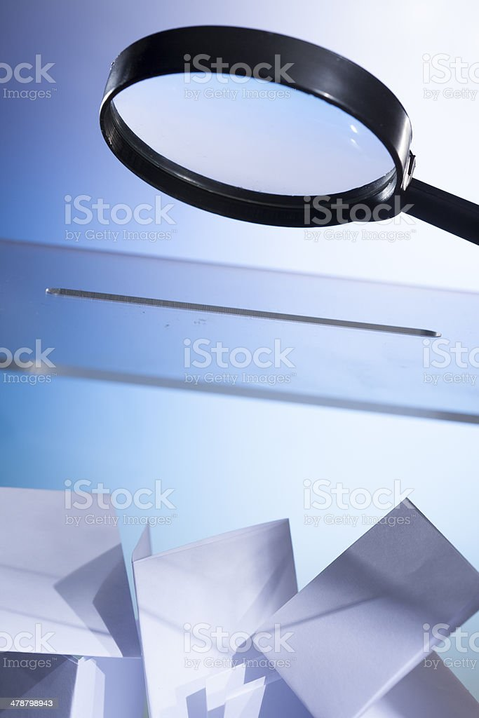voting investigation or result royalty-free stock photo