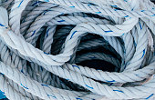 Voyage. Rope for mooring a vessel
