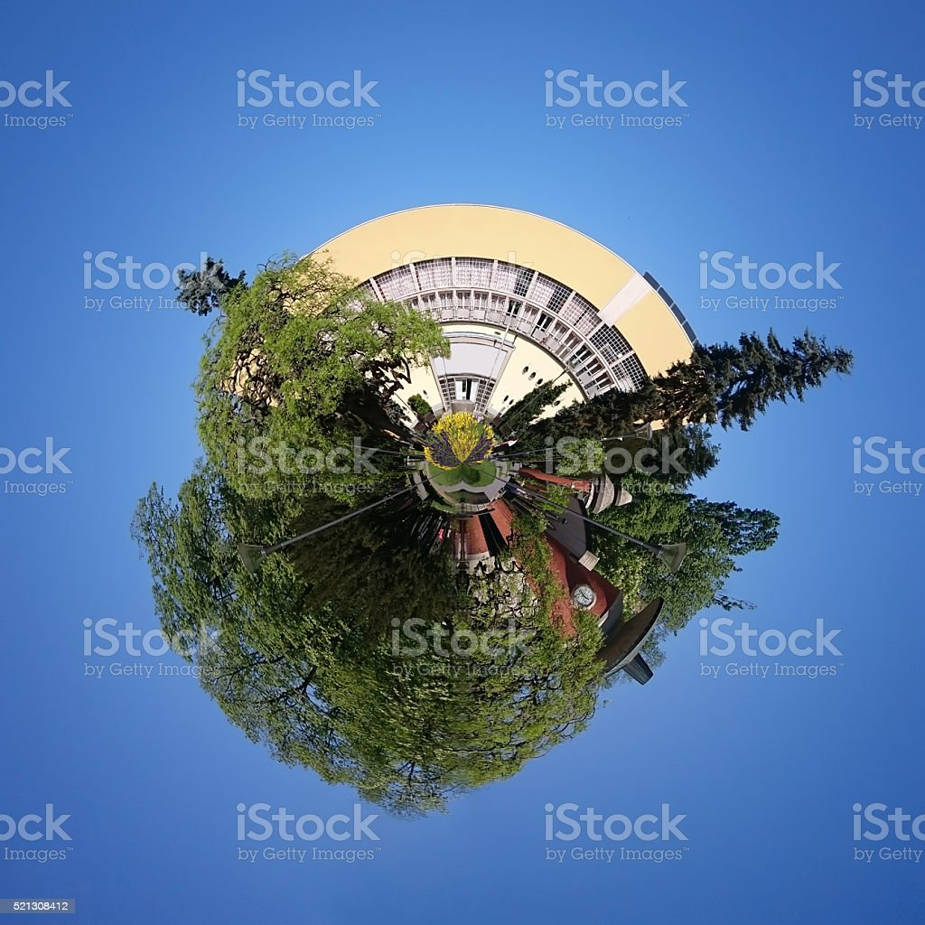 Vrnjačka banja - Serbia stock photo