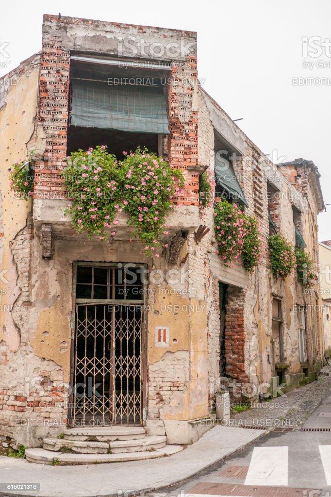 Vukovar - Croatia stock photo