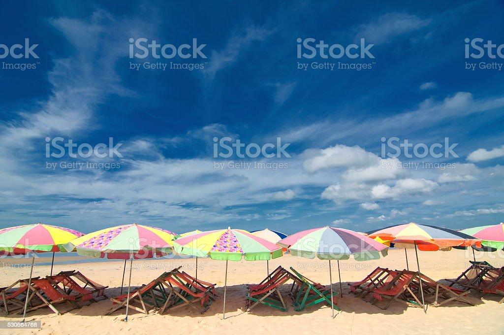 Vung Tau beach, Vietnam stock photo