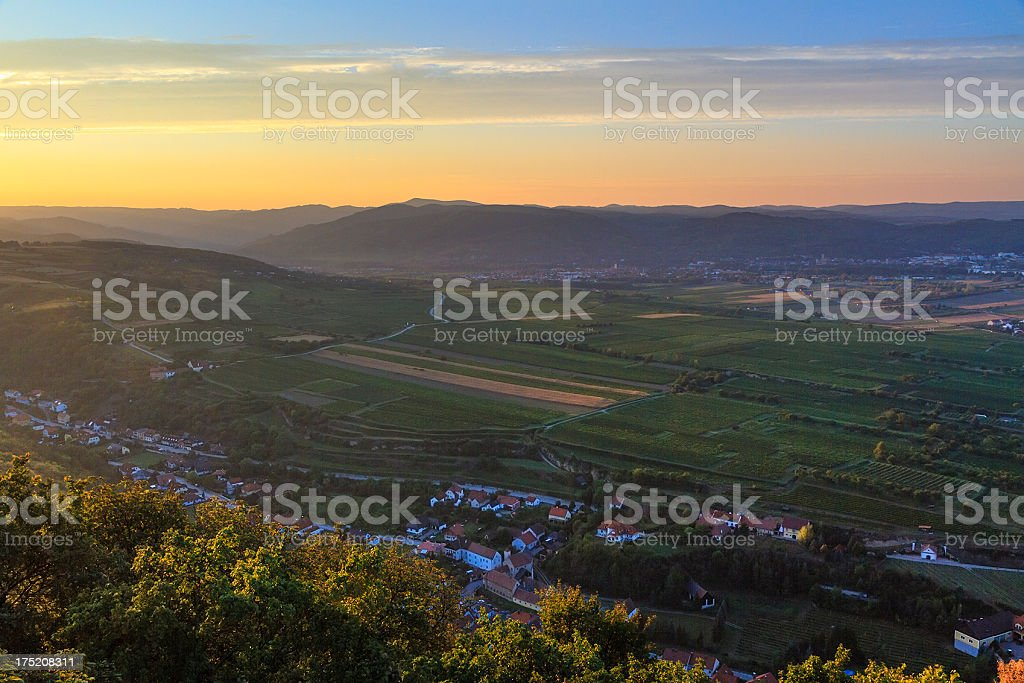 Wachau, Austria royalty-free stock photo