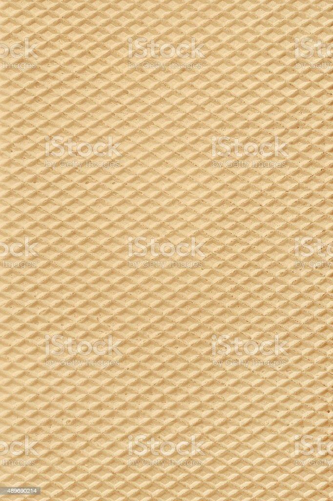Wafer background. stock photo