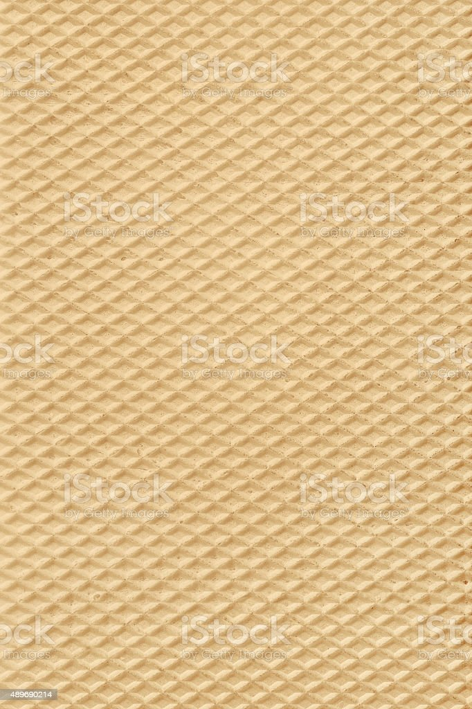 Wafer background. stock photo