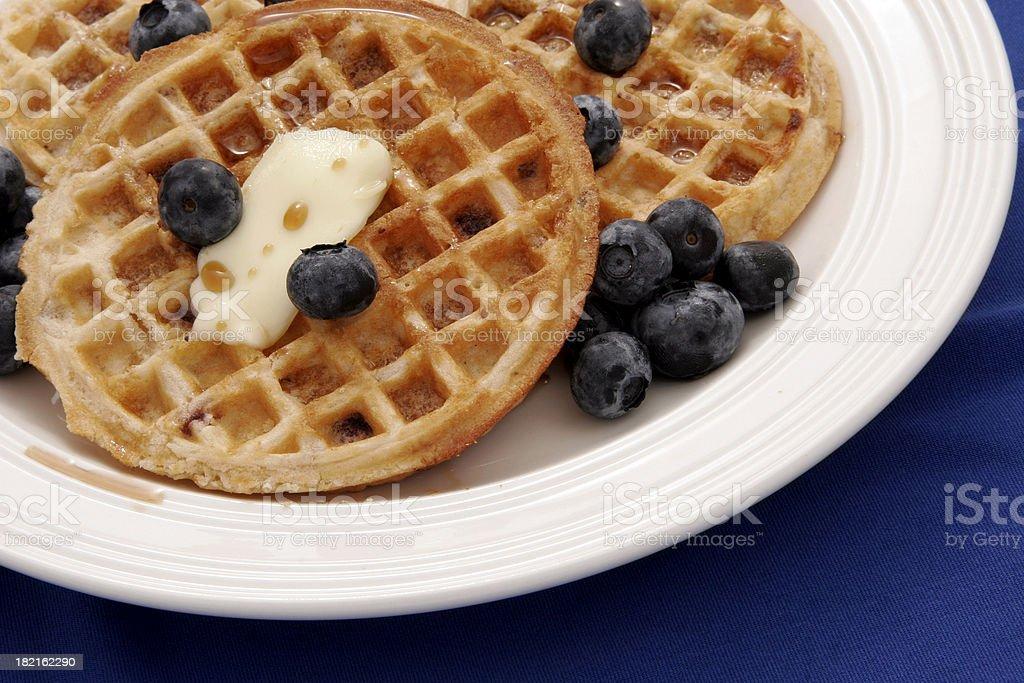 Waffles 1 royalty-free stock photo
