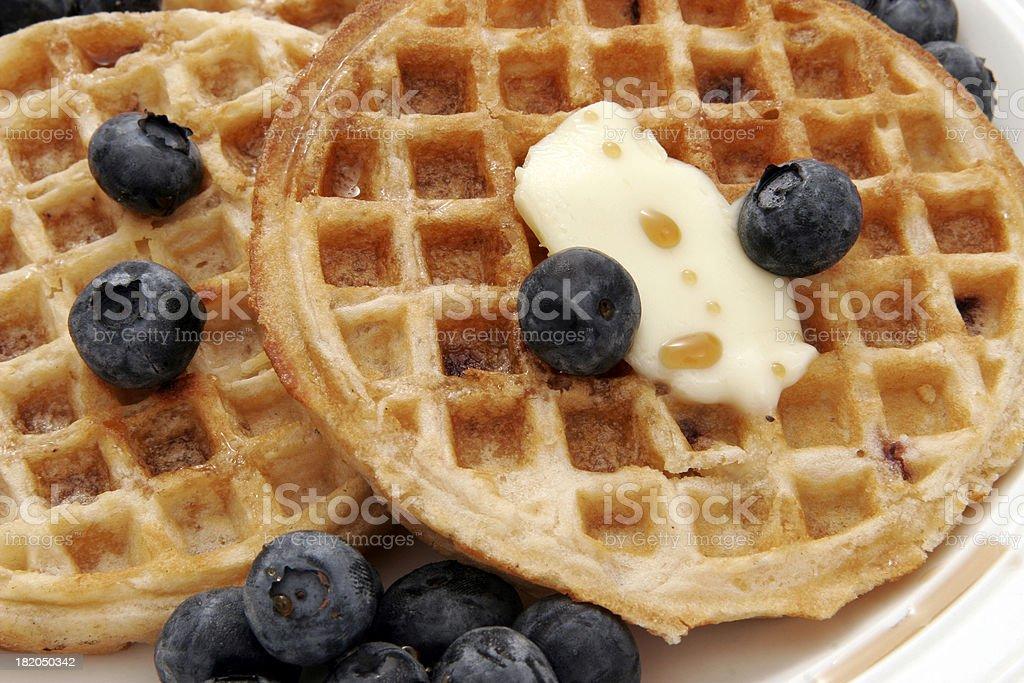 Waffles 4 royalty-free stock photo
