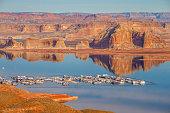 Wahweap Marina Lake Powell, Page, Arizona