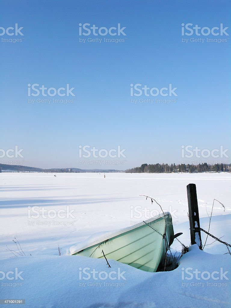 waiding for summer royalty-free stock photo